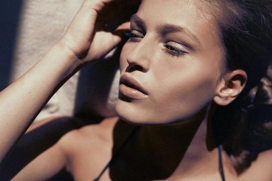 Karolína Mališová jako modelka pracovala v Číně.