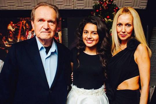 S autory písničky Pavlem Vaculíkem a Annou Strnadovou