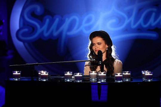 Karmen Pál-Baláž zazpívá Dream On od Aerosmith.