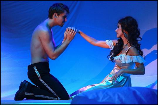 Zpěvák v muzikálu Mata Hari