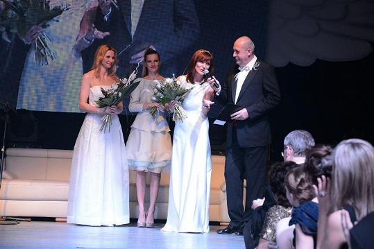 Tváří kolekce nazvané panenky - Dolls 2013 - se stala Veronika Chmelířová.