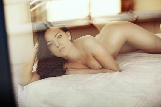 Monika Zahradníková má luxusní tělo.
