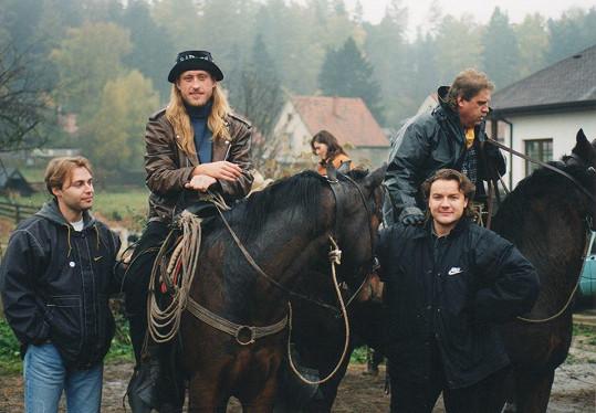 S Kamilem Střihavkou