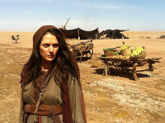 Natáčení cyklu Proč zabili Ježíše probíhalo v Maroku.