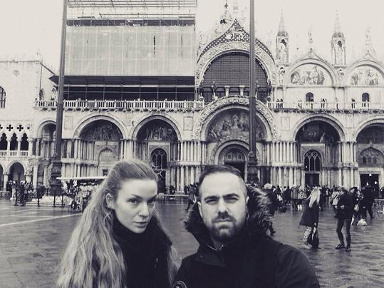 Romantika na Náměstí svatého Marka