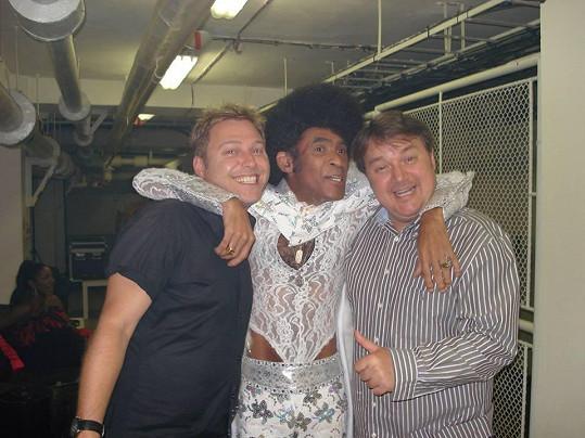 'Pokondři' s Bobbym Farrellem z Boney M