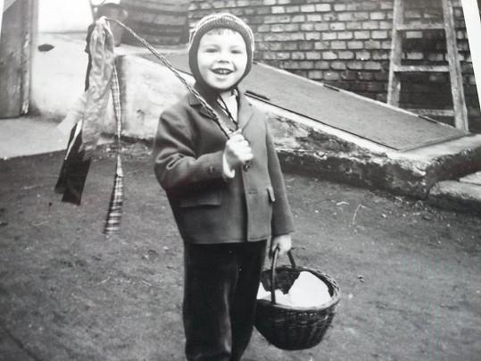 Velikonoce si Oto Klempíř užíval se vším všudy.