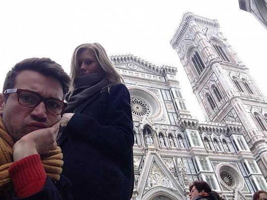 Pár ve Florencii