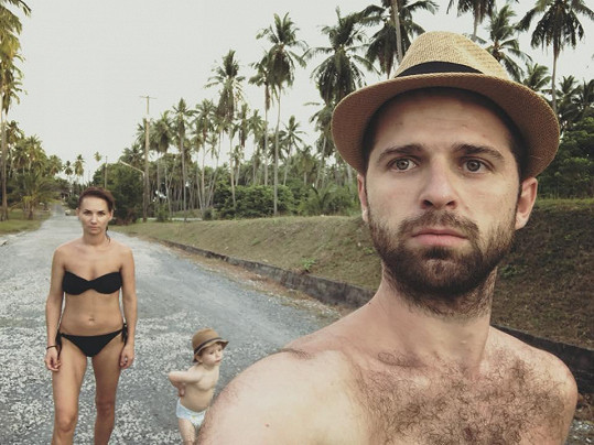 Sandra Nováková na dovolené v Thajsku. Ukázala se v plavkách.