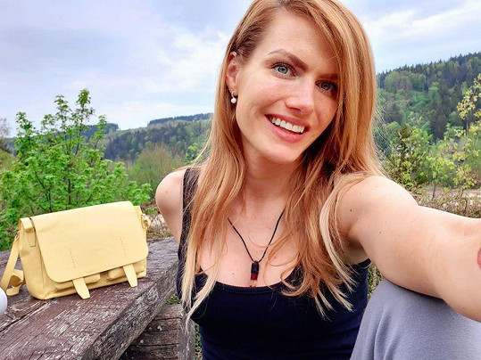 Gabriela Koukalová vypadá skvěle.