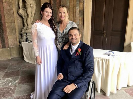 Loni v létě se Martin s Martinou vzali.