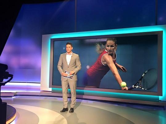 Michal ve Sportovních novinách informuje o Karolíně.