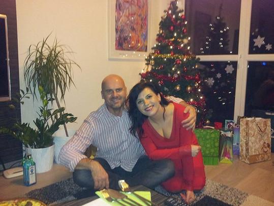 Operní pěvkyně Andrea Kalivodová a její první Vánoce s novým přítelem.