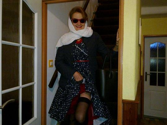 Eva Holubová inspiruje své příznivce, především z řad žen.