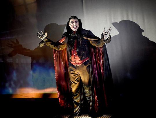 S Marianem Vojtkem by se měla potkávat i ve Fantomovi opery.