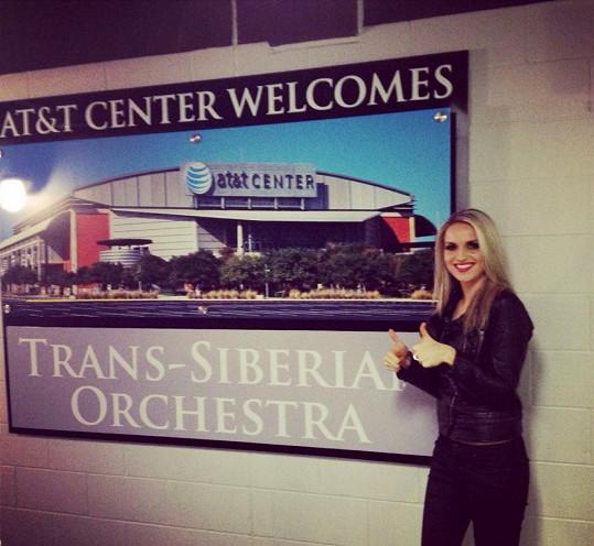 O koncerty Trans-Siberian Orchestra je v USA velký zájem.