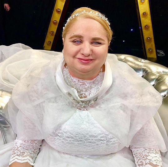 Růžena Kováčová byla třetí.
