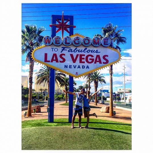 Las Vegas nemohli vynechat.