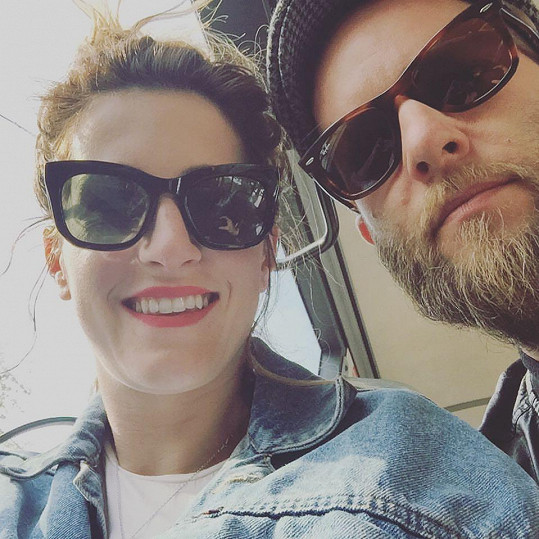 Umělkyně s manželem