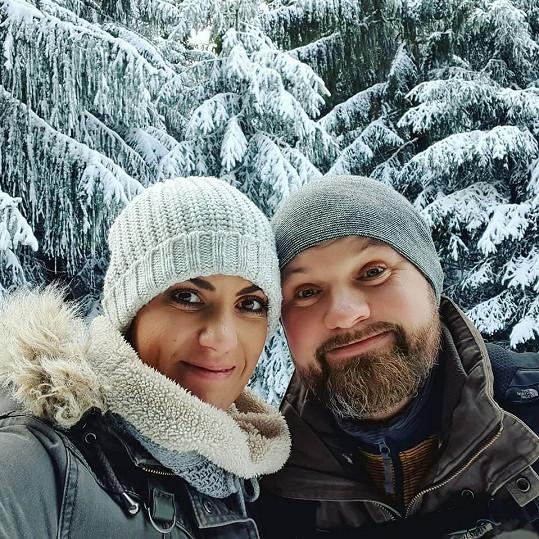 S manželem Tomášem se letos stanou rodiči.
