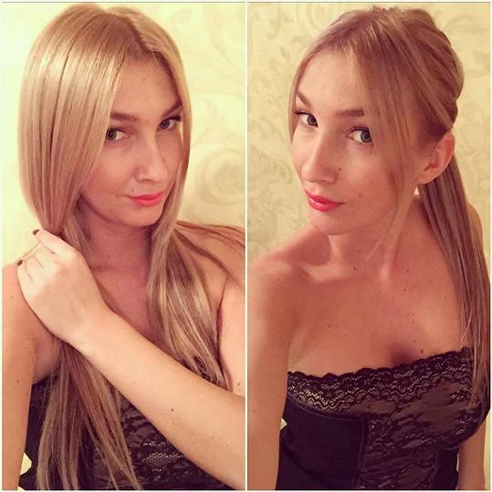 Nová Dominika Mesarošová s napletenými vlasy