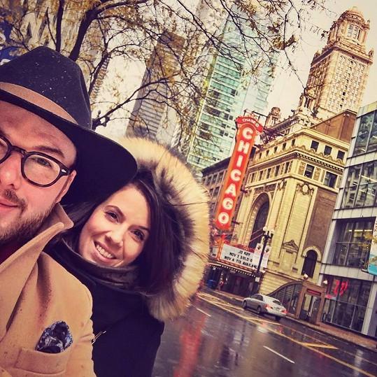 Obzvlášť Chicago Jana a jeho ženu Kateřinu nadchlo.