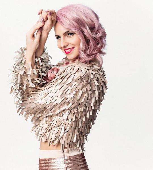 Lea Sirk reprezentuje Slovinsko