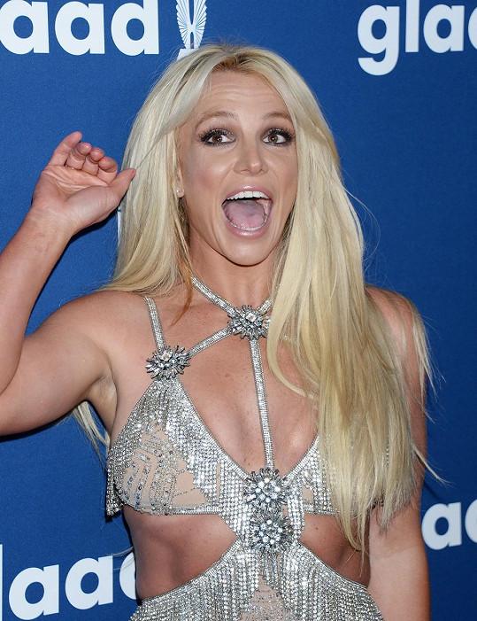 Britney si teď nějakou dobu nezatančí.
