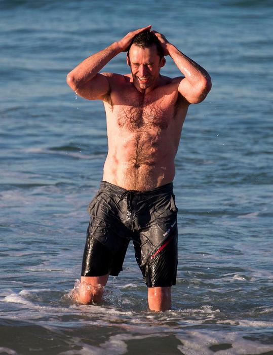 Hugh Jackman se má čím pochlubit.