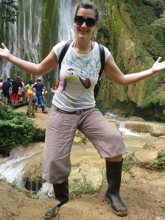 Výlet k vodopádům