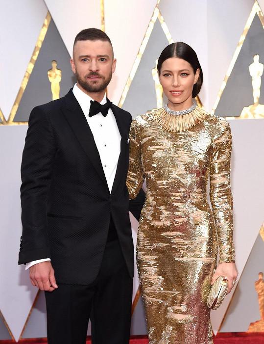 Tvoří jeden z nejkrásnějších párů v Hollywoodu.
