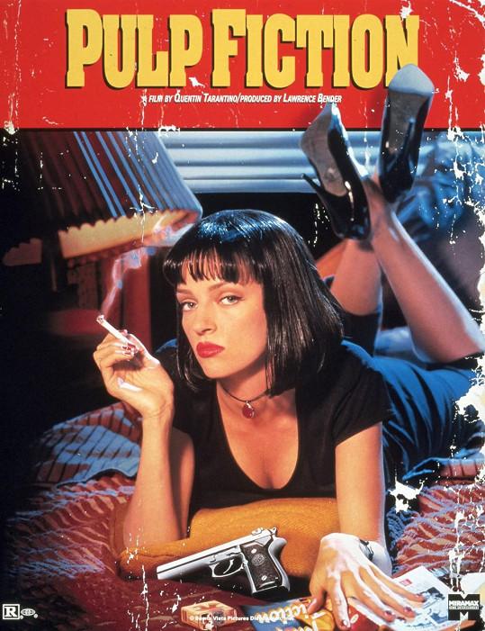 Uma Thurman v Pulp Fiction
