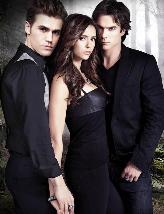 Z trojice se díky show staly přes noc hvězdy.