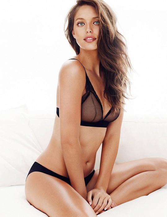Emily DiDonato je žádanou modelkou.