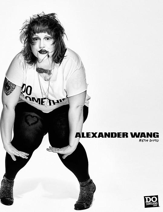 Ditto se stala rovněž součástí charitativní kampaně Alexandera Wanga.