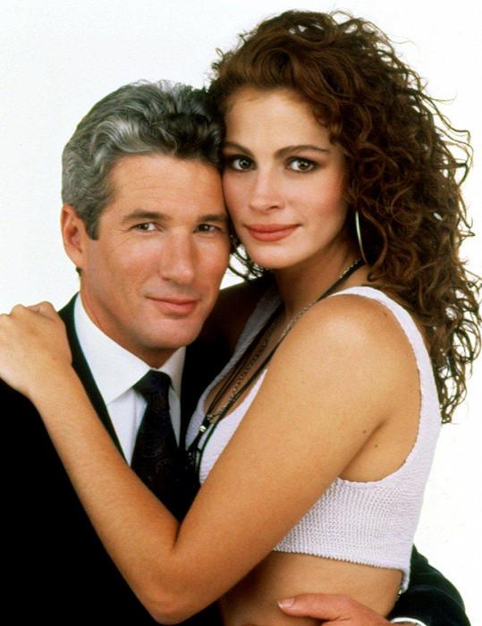 Rolí prostitutky Vivian ve filmu Pretty Woman ostartovala její závratná kariéra.