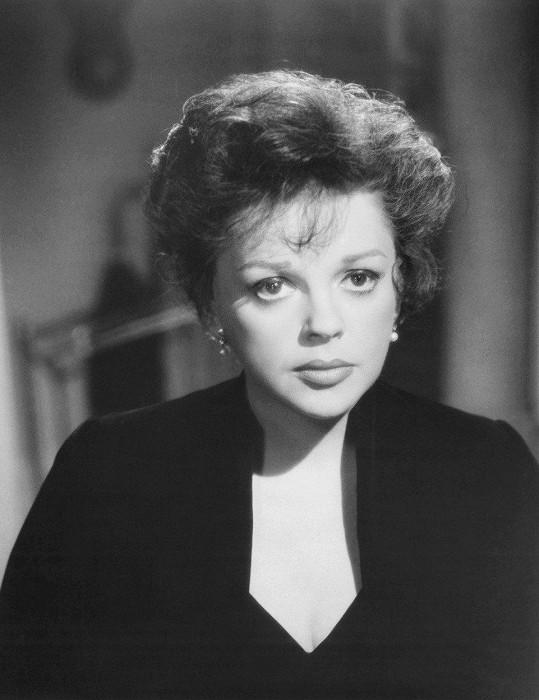 Jednu z posledních rolí Judy Garland ztvárnila ve filmu A Child is Waiting (1963)