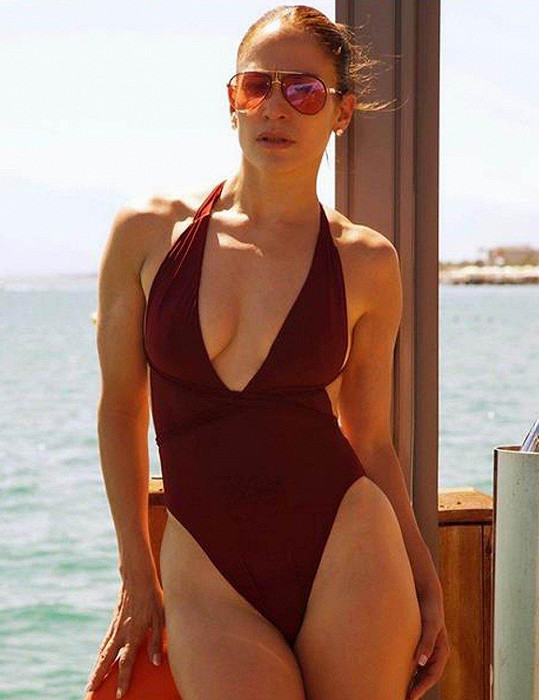 Jennifer Lopez snímala dcera Emme.
