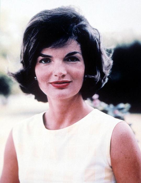 A skutečná Jacqueline Kennedy