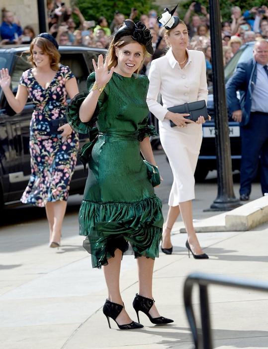 Princezna Eugenie ji s Casparem seznámila.