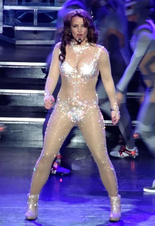 Zpěvačka potřebuje být ve formě kvůli sérii vystoupení v Las Vegas.