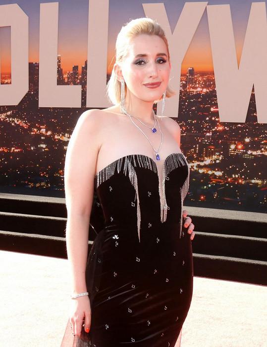Dcera Kevina Smitha Harley Quinn Smith se také dočkala menší roličky.
