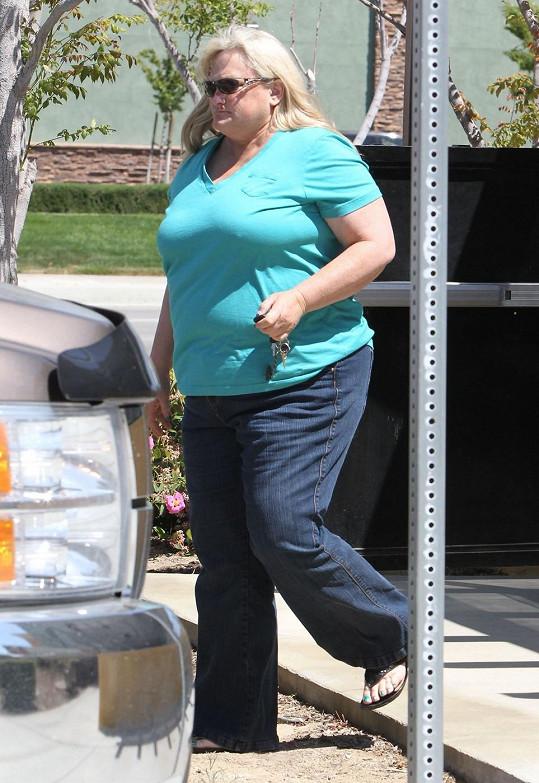 Debbie Rowe dnes.