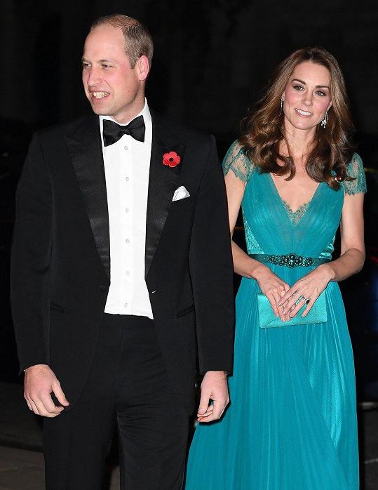 Princ William je dlouholetým patronem organizace Tusk.