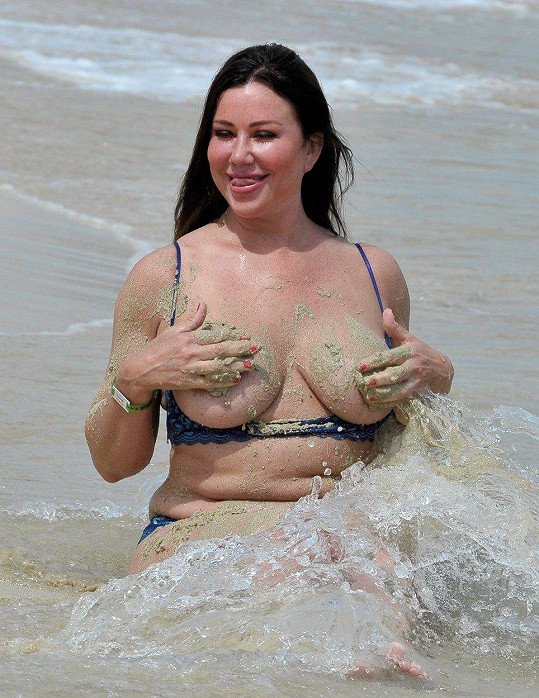 Lisa Appleton našla ve Španělsku druhý domov.