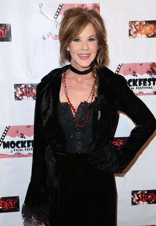 Takhle vypadá Linda Blair dnes.
