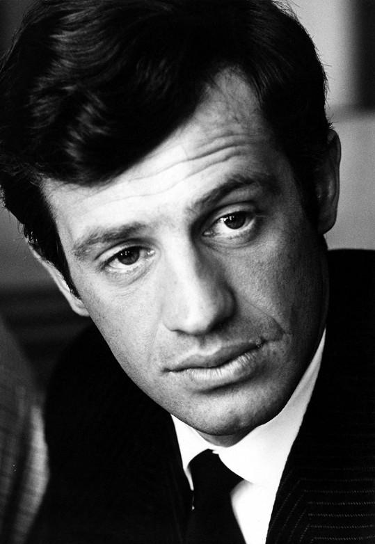 Jean-Paul Belmondo v 60. letech.