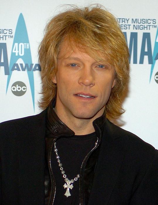 Jon Bon Jovi byl velmi sexy školníkem.