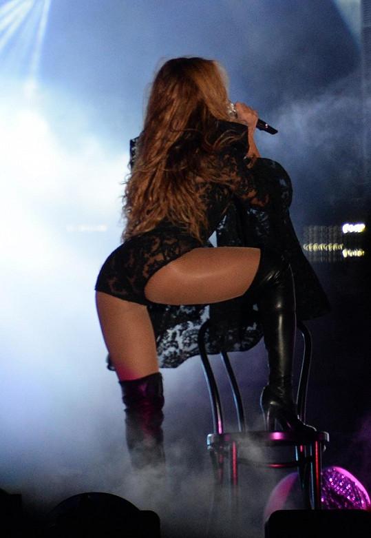 Beyoncé má pro fanoušky připravenou dráždivou choreografii.
