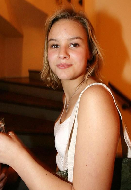 Patricie Solaříková v roce 2006